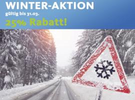 Winter-Aktion